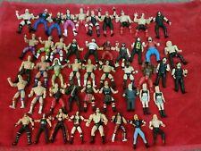 Wwf Jakks Minifigure lot of 39 WCW Steelslammers Lot Of 8
