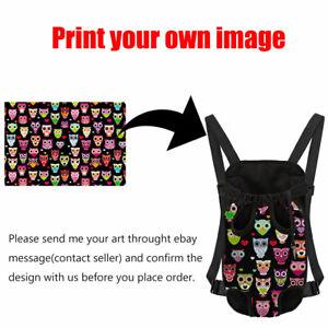 Custom Design Pet Carrier Backpack Portable Travel Bag Front Carrier Backpack