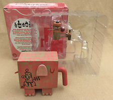 Amanda Visell SIGNED Snake Oil Pink Elephant LE + SKETCH AUTOGRAPHED Munky King