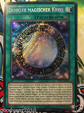 Yu-Gi-Oh Dark Magic Circle tdil-de057 Secret Rare deutsch.1.oder 2.aufl NM