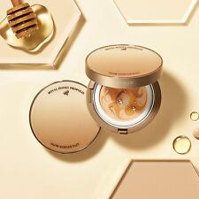 SKINFOOD Full Coverage Powder Compact w/Royal Honey Propolis Glow Essence Pact