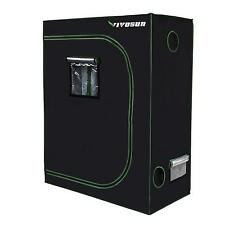 VIVOSUN 48x24x60 Mylar Hydroponic Grow Tent With Observation Window and Floor T