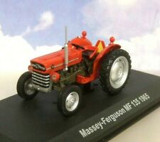 EXCELLENT DIECAST 1/43 1965 MASSEY FERGUSON MF135 MF 135 TRACTOR IN RED