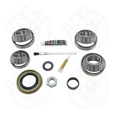 Axle Differential Bearing Kit Front,Rear USA Standard Gear ZBKD44-19