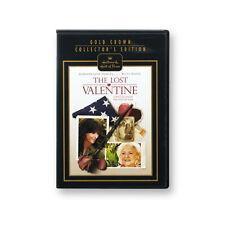 """Hallmark Gold Crown """"The Lost Valentine""""  DVD - New & Sealed"""