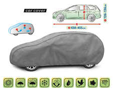 Car Cover Heavy Duty Waterproof Ford Focus Mk2, Mk3 hatchback Citroen C4
