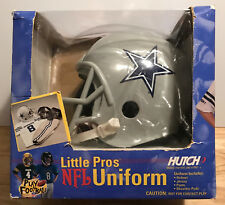 Vintage HUTCH/HASBRO Little Pros NFL UNIFORM DALLAS COWBOYS #8