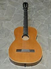 gute 3/4 KLASSIKGITARRE Klassik Gitarre 1960` vintage classical guitar Germany