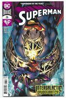 Superman #26 2020 Unread Ivan Reis Main Cover DC Comics Brian Michael Bendis
