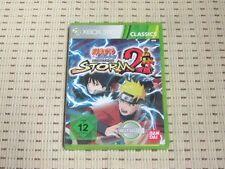 Naruto SHIPPUDEN ULTIMATE NINJA STORM 2 per XBOX 360 xbox360 * OVP * C