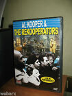 AL KOOPER & THE REKOOPERATORS LIVE IN PERFORMANCE DVD NUOVO SIGILLATO NTSC USA