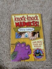 Knock-Knock Madness : Over 600 Jokes and Riddles by The Laugh Factory New