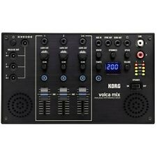 Korg Volca Mix 4-channel Analogue Performance Mixer - mix Up to 3 Volcas