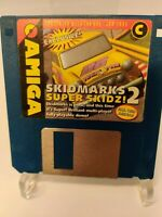 Skidmarks 2 Amiga Cover Disk The One Aug 1994