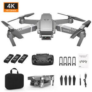 DJI-MAVIC Clone Drone, W/2.4G Wifi FPV 4K HD Camera Foldable RC Quadcopter 3🔋