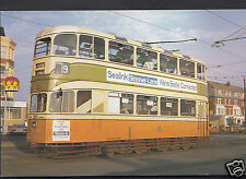 Transport Postcard - Tramcar No.1297 Built in 1948 By Glasgow Corporation  A7857