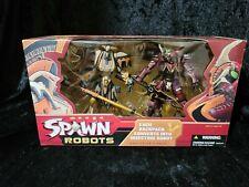 New listing Manga Spawn Robots 2 pk Box Set Todd McFarlane Toys Comics Exclusive New Samurai