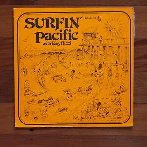 SURFING SURF VINYL LP SURFIN' PACIFIC TONY & PACIFIC 1982