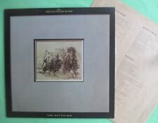The Steven Stills-Neil Young Band Lp + insert - Long May You Run , orig pressing