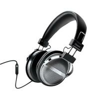 iSound HM-270 Stainless Steel Headphones w/ Microphone DG-DGHP-5526