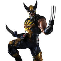 US Play Art Marvel Kai X Men Variant Wolverine Action Figure Collectible Toy