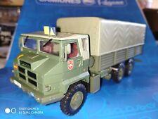 Pegaso 7323 Camion Militar Salvat 1/43 IXO Transformado artesanal