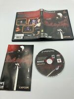 Sony PlayStation 2 PS2 CIB Complete Tested Devil May Cry DMC Ships Fast