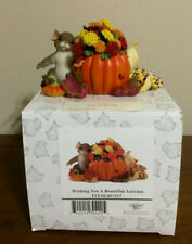 Charming Tails #85/527 Wishing You A Beautiful Autumn - New in Box