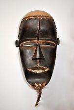 African Dan Guere Mask Liberia Ivory Coast