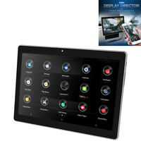 """10.1""""Android 8.1 Car Headrest Monitor HD Video LCD Touch Screen 3G 4G WIFI USB"""