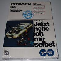 Reparaturanleitung Citroen CX  Benzin + Diesel Reparatur Buch JHIMS NEU!