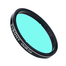 "New 2""UV/IR CUT Block Filter IR Filter Monochrome CCD for Astrophotography+TRACK"