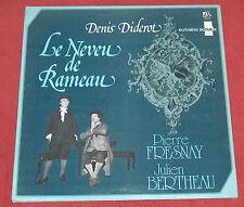 LE NEVEU DE RAMEAU  LP ADES DENIS DIDEROT  PIERRE FRESNEAY