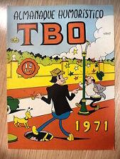 TBO Almanaque Humoristico 1971