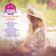 Geoff Love Somewhere My Love UK Press LP