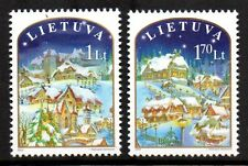 Lithuania - 2003 Christmas Mi. 830-31 MNH