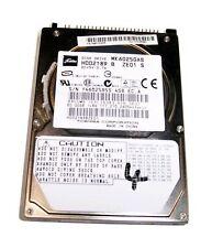 """60gb 2.5"""" SATA disco duro portátil mk6025gas hdd2189 H ze01 T"""