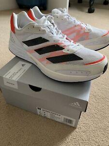 Adidas Adizero Adios 6 Mens Running Trainers UK 8.5