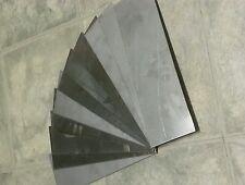 "Stainless steel 304 plate 18 gage 12"" x 3""+-  metal sheet  welding tig mig"