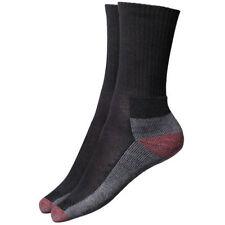 Calcetines de hombre en color principal negro talla 43