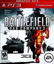 Battlefield Bad Company 2 GAME Sony Playstation 3 PS PS3 USED