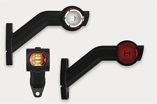 2*LED-Umrissleuchte mit Seitenmarkierungsleuchte / 12-24 V Begrenzungsleuchte