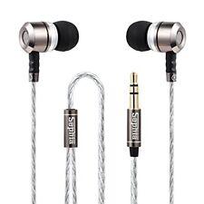 Sephia SP3060 Noise Isolating in-ear Earphones Headphones, HEAVY DEEP BASS for i