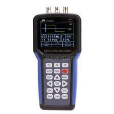 Handheld Digital 2-Channel Oscilloscope Scope Meter Multimeter JDS2023 C6Z4