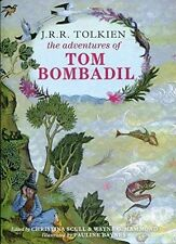 The Adventures of Tom Bombadil, Tolkien, J. R. R. | Hardcover Book |