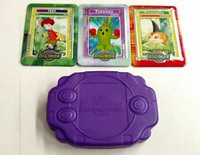 Digimon Cards 2000 Tin Taco Bell Izzy Togemon Tsunomon