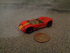 Hot Wheels Mattel 2006 Ford GTX1 Red Made in Malaysia