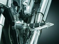 Kuryakyn 4475 Stiletto Foot Pegs Harley Male Mount (pair)