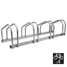 4 Bicycle Floor Stand and Storage Rack Game Play Sports Accessories Tools