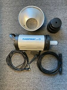 Flashpoint II 620M Monolight, 300 Watt Second Fan Cooled Strobe, AC/DC